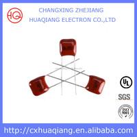 Factory Direct Self-healing SH CBB21 Metallized Polypropylene Film Capacitor of 250V 473k 474k