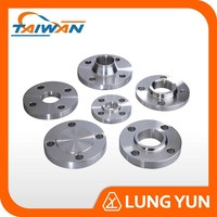 Carbon steel threaded dn50 api 10k ansi flat face flange dimension