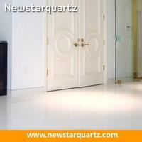 Precast artificial quartz stone slabs for floor