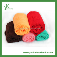 China manufacturer promotion high quality microfiber cleaning towel fabric roll