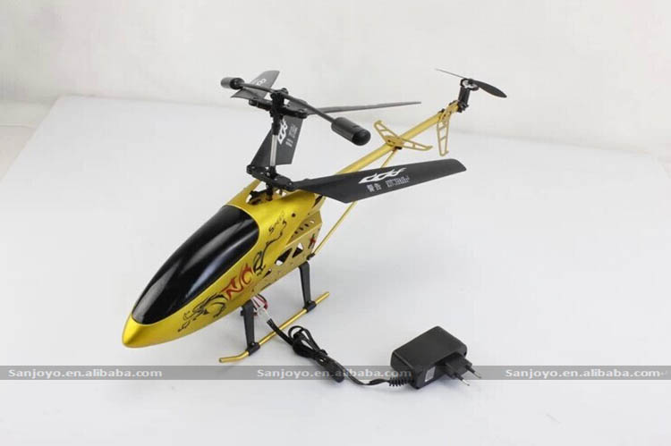 LH1202 Alloy charging 3.5 channel large RC aircraft with gyro Metal Alloy Helicopter