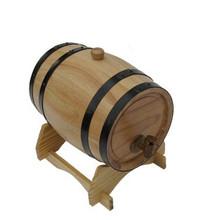 alta qualidade mini vinho decorativa barril de vinho