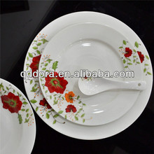 decorative plates for hanging,Restaurant personalized plates,English set of dishes