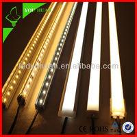 2014 new product DC12V PC mask plastic white led bar strip