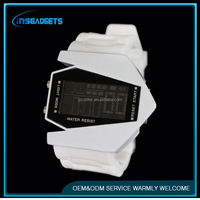 best watches small wrists ,H0T213 unisex colorful silicone bracelet watch , digital wrist watch