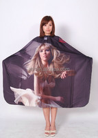 The hairdresser cape for ladies