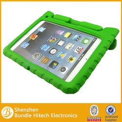 anti shock EVA rotatable hand hold case for ipad mini