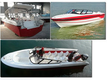 8.8m fiberglass water taxi high speed boat