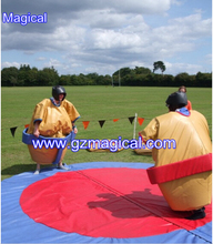 popular adults size inflatable sumo suits for wrestling fighting