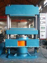Automotic de aquecimento elétrico capacho de borracha máquina da imprensa