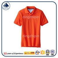 garment factory latest desing free sample polo shirt