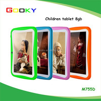 Best Selling 7 inch Quad Core Rockchip 3126 Cheap Android 5.1 Children Tablet Kids Tablet