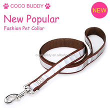 high visibility reflective dog leash led nylon dog leash dog pet supplier in China
