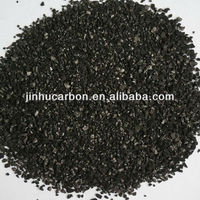 Food grade crushed activated charcoal