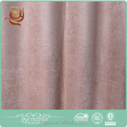 Home textile Bedroom use Plain import curtain from china