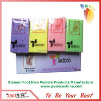 Pumice Sponge Foot Callous Remover new products