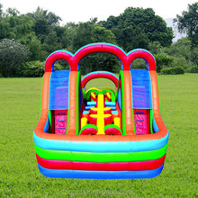 excellent quality giant inflatable obstacle