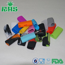 Hot new products for 2015 Anti falling down rubber colorful subox mini skin/subox mini starter kit/subox mini