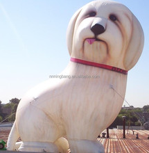 NB-CT3005 Inflatable Dog Helium balloon Giant inflatable animal for children