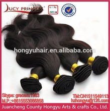 High quality super quality top grade wholesale unprocessed malaysian human hair wet and wavy weave