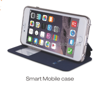 Hot selling new genuine smart phone case for iPhone 6/6 plus