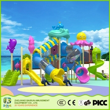 Ocean Series Games Alibaba China Market LLDPE Outdoor Playground Games
