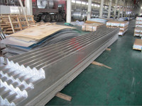 1060 h18 aluminum corrugated sheet for roofing