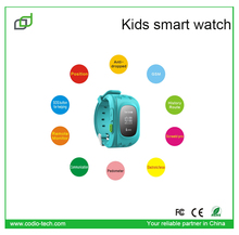 2015 Children Smart watch phone with SOS Function smart watch android