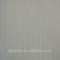 Nuevo! Top venta de oro patrón de la raya de la cortina de la ventana de tul para cortina de la ventana dt3-6q decoración
