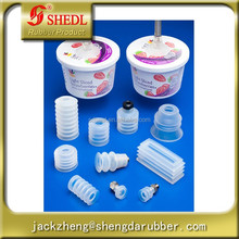 all kinds of silicone suction cup for industry