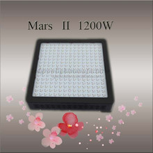 1200w mars ii(240x5w) high output led grow lamp/light for greenhouse project