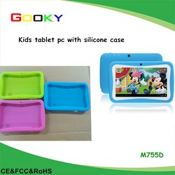 New MID for Kids /Children 8GB WIFI Google Android 7 Inch Tablet Case