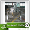 Industrial Steam Electric Double Jacketed Cooking Kettle with stirrer