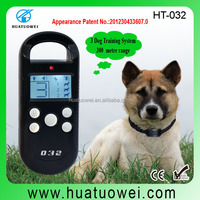 Newest remote control dog training collar with LCD display dog electronic shock training collar