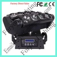 8x12w rgbw 4in1 or 10w white leds customized new arrival customized 8*10w led beam moving head bar