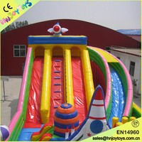 Outdoor Cheap Giant Inflatable Slide for Sale