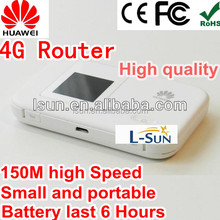 unlock huawei e5372 3g gsm pocket portable 4g router with sim card slot