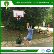 China Wholesale Adjust Steel Basketball Back Stops