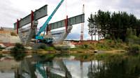 EN10113-3:1993 S275M/S355ML/S420M/S460ML/heavy structural steel bridge/Heavy Plate Girder Bridge
