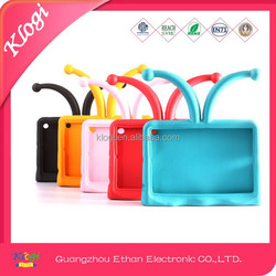 hot new products for 2015 cute shockproof case for ipad mini 2 silicon case