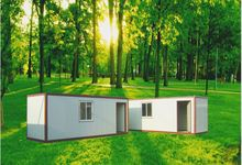 2015 CE NEW log cabins wooden house