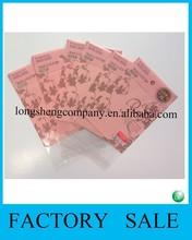 Printed BOPP Self-Adhesive Plastic Bag for Puff Packing