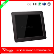 2015 hot product Promotion gift sex video 10 inch LCD video/music play digital photo frame touch screen