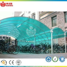 OWS 7mm Hollow Polycarbonate Sheet Twin Wall Sheet With High Quality