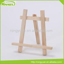Cheap Wholesale pliable portable conseil de bois chevalet