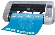 High quality ! small size cutter plotter with pinch roller assembly /TENETH TH440L