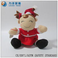 Plush woman dolls for kids, Customised toys,CE/ASTM safety stardardP