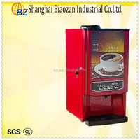 Neweek coin and bill operate instant coffee milk tea vending machine for sale