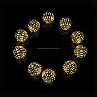 2016 new product fairy lantern ball warm white led String Lights/Fairy/Lamp Handmade For Home/Christmas Decor