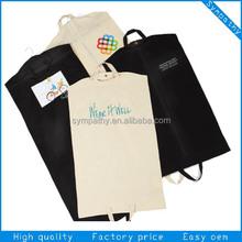 Foldable non woven garment bag/coat cover